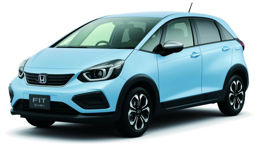 2020 Honda Jazz goes on sale in Japan – 109 PS e:HEV hybrid and 98 PS 1.3L petrol, up to 28.8 km/l Image #1081728
