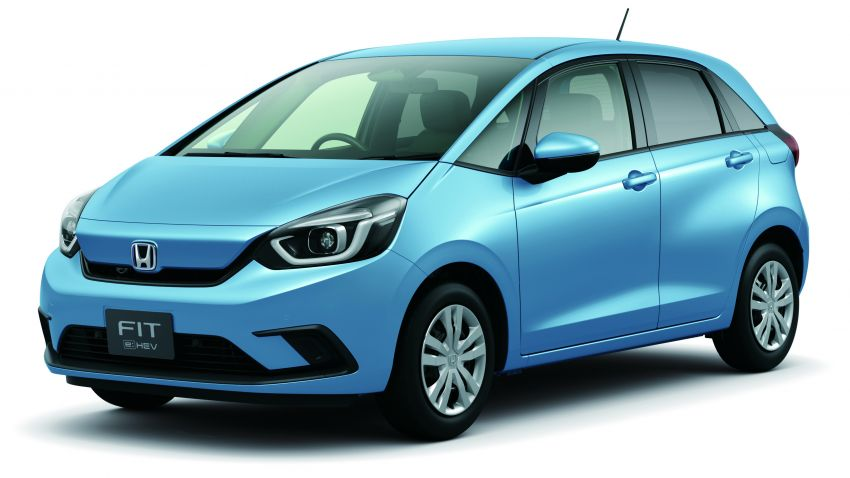 2020 Honda Jazz goes on sale in Japan – 109 PS e:HEV hybrid and 98 PS 1.3L petrol, up to 28.8 km/l Image #1081730