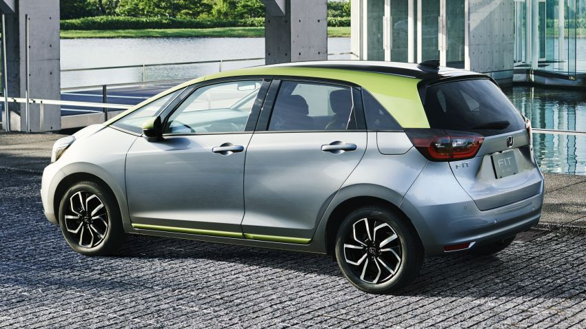 2020 Honda Jazz goes on sale in Japan – 109 PS e:HEV hybrid and 98 PS 1.3L petrol, up to 28.8 km/l Image #1081796