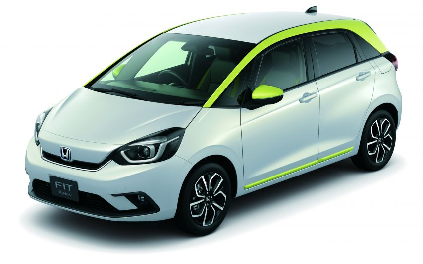 2020 Honda Jazz goes on sale in Japan – 109 PS e:HEV hybrid and 98 PS 1.3L petrol, up to 28.8 km/l Image #1081733