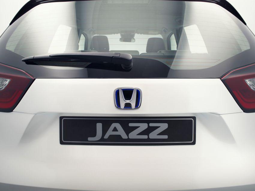 Honda Jazz Hybrid 2020 untuk Eropah – penjana kuasa 1.5 liter i-MMD; 109 PS dan 253 Nm; 4.5 l/100km Image #1081483