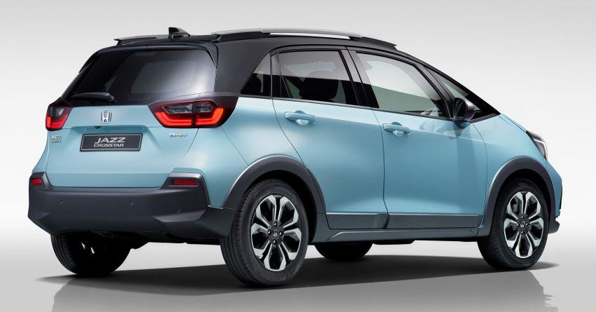 Honda Jazz Hybrid 2020 untuk Eropah – penjana kuasa 1.5 liter i-MMD; 109 PS dan 253 Nm; 4.5 l/100km Image #1081485