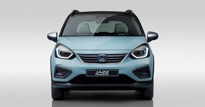 2020 Honda Jazz Hybrid detailed for Europe – 1.5 litre i-MMD powertrain; 109 PS and 253 Nm; 4.5 l/100 km Image #1081388