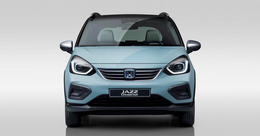 Honda Jazz Hybrid 2020 untuk Eropah – penjana kuasa 1.5 liter i-MMD; 109 PS dan 253 Nm; 4.5 l/100km Image #1081486