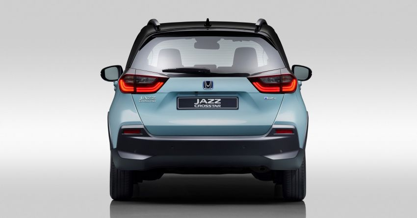 2020 Honda Jazz Hybrid detailed for Europe – 1.5 litre i-MMD powertrain; 109 PS and 253 Nm; 4.5 l/100 km Image #1081390