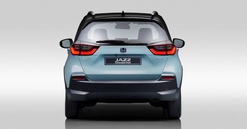 Honda Jazz Hybrid 2020 untuk Eropah – penjana kuasa 1.5 liter i-MMD; 109 PS dan 253 Nm; 4.5 l/100km Image #1081487