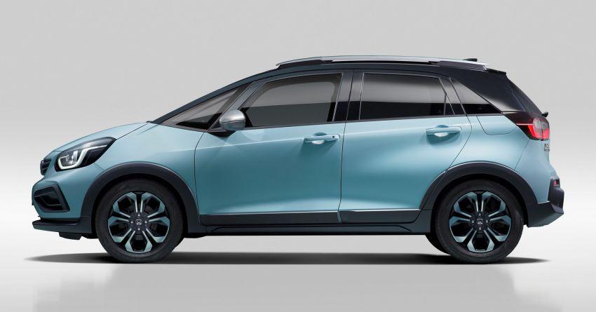 Honda Jazz Hybrid 2020 untuk Eropah – penjana kuasa 1.5 liter i-MMD; 109 PS dan 253 Nm; 4.5 l/100km Image #1081488