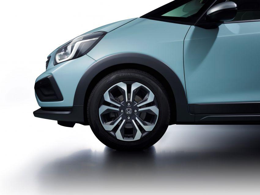 Honda Jazz Hybrid 2020 untuk Eropah – penjana kuasa 1.5 liter i-MMD; 109 PS dan 253 Nm; 4.5 l/100km Image #1081489