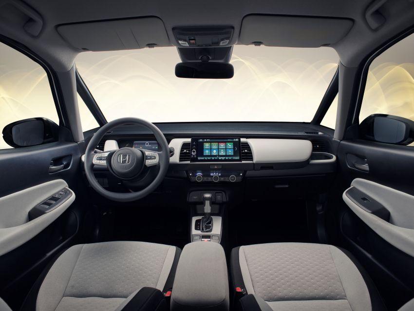 Honda Jazz Hybrid 2020 untuk Eropah – penjana kuasa 1.5 liter i-MMD; 109 PS dan 253 Nm; 4.5 l/100km Image #1081491