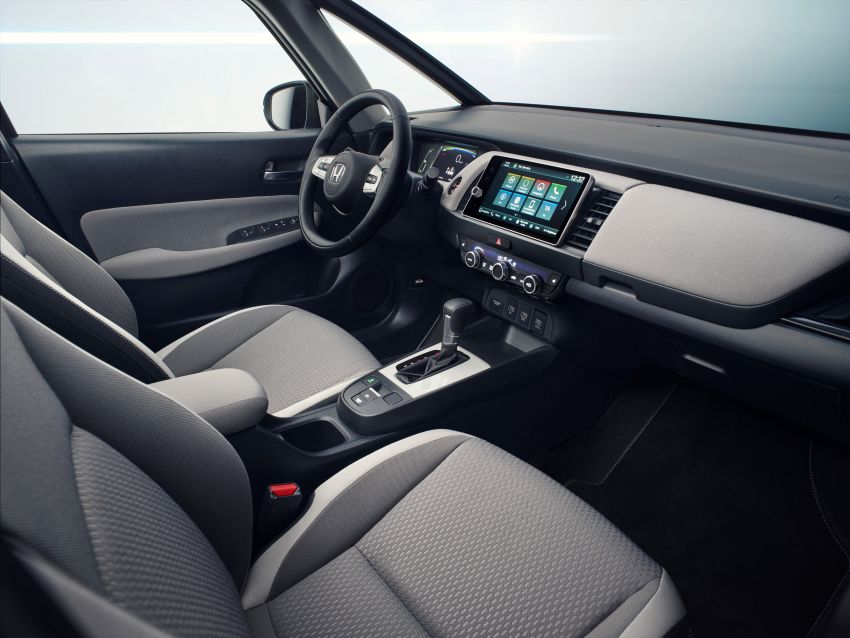 2020 Honda Jazz Hybrid detailed for Europe – 1.5 litre i-MMD powertrain; 109 PS and 253 Nm; 4.5 l/100 km Image #1081398