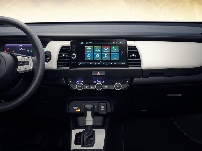 Honda Jazz Hybrid 2020 untuk Eropah – penjana kuasa 1.5 liter i-MMD; 109 PS dan 253 Nm; 4.5 l/100km Image #1081494