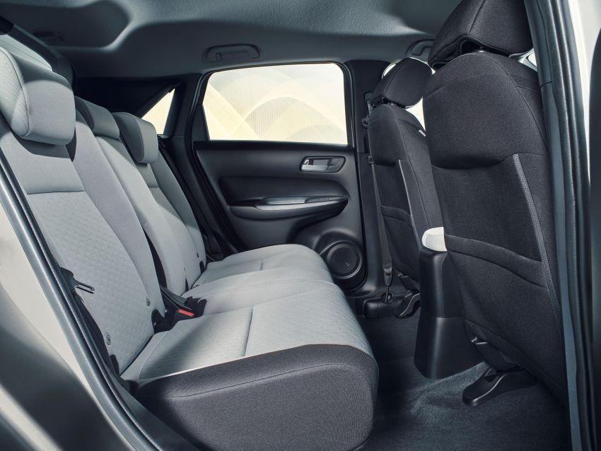 Honda Jazz Hybrid 2020 untuk Eropah – penjana kuasa 1.5 liter i-MMD; 109 PS dan 253 Nm; 4.5 l/100km Image #1081495