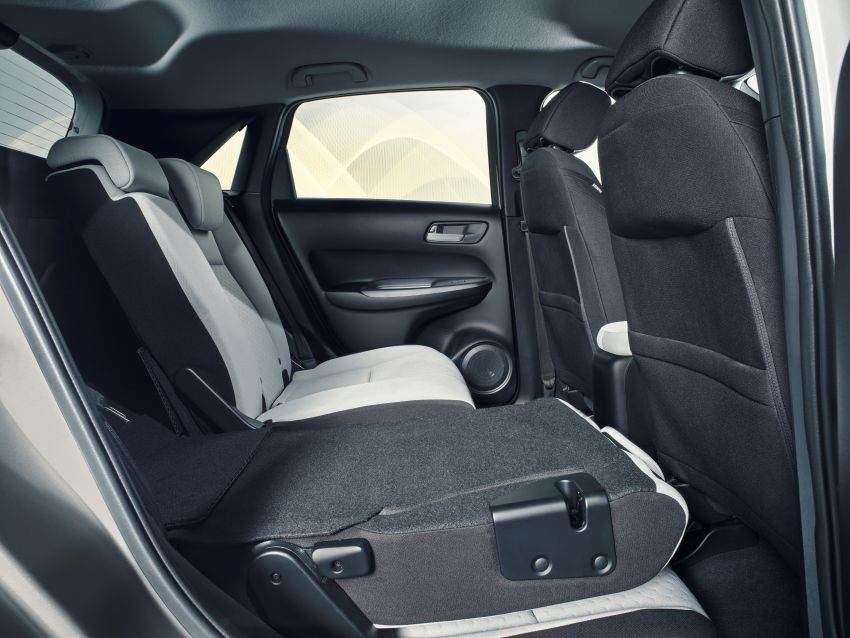 Honda Jazz Hybrid 2020 untuk Eropah – penjana kuasa 1.5 liter i-MMD; 109 PS dan 253 Nm; 4.5 l/100km Image #1081496