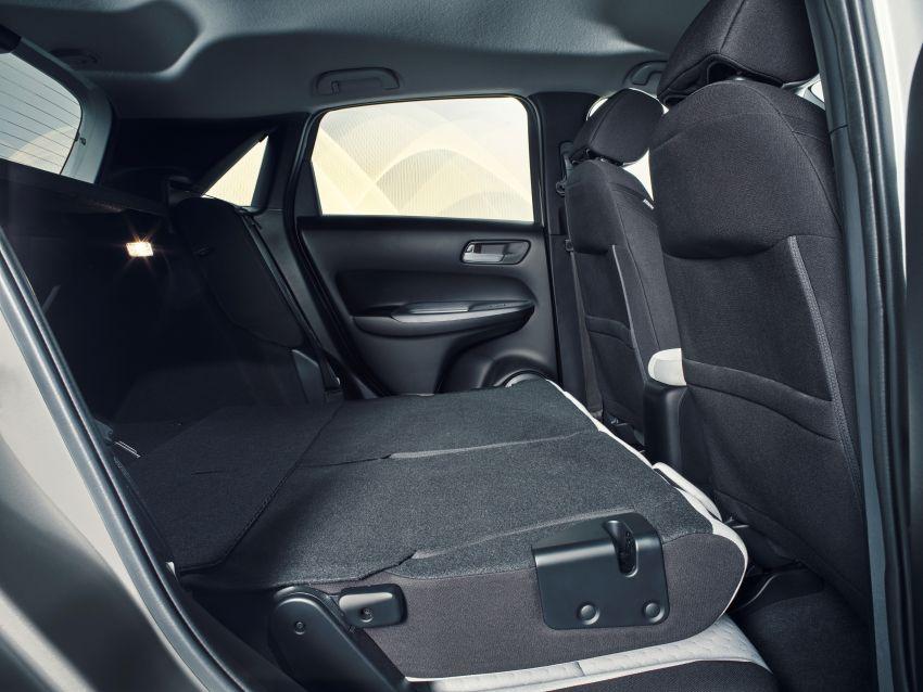 Honda Jazz Hybrid 2020 untuk Eropah – penjana kuasa 1.5 liter i-MMD; 109 PS dan 253 Nm; 4.5 l/100km Image #1081497