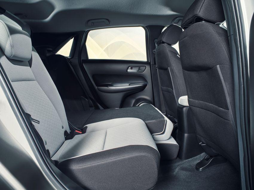 Honda Jazz Hybrid 2020 untuk Eropah – penjana kuasa 1.5 liter i-MMD; 109 PS dan 253 Nm; 4.5 l/100km Image #1081498