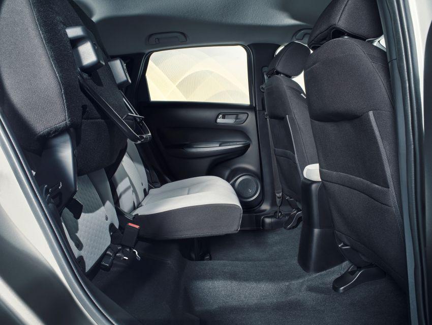 Honda Jazz Hybrid 2020 untuk Eropah – penjana kuasa 1.5 liter i-MMD; 109 PS dan 253 Nm; 4.5 l/100km Image #1081500