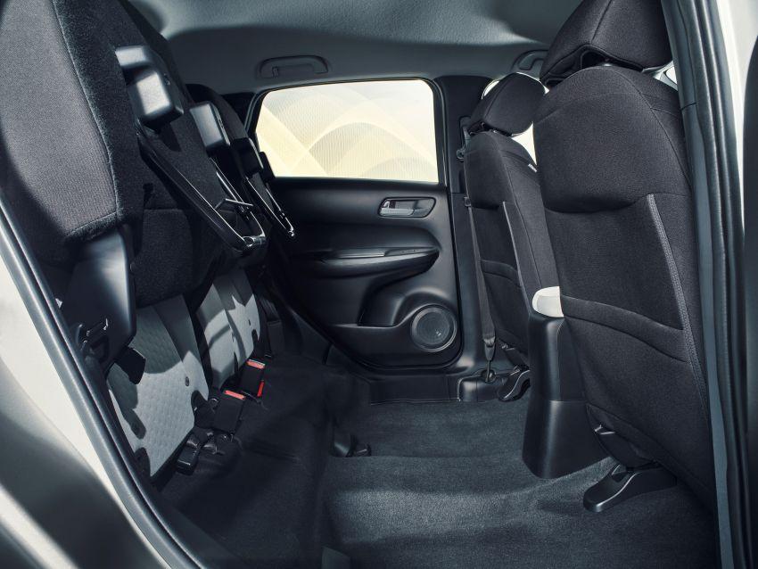Honda Jazz Hybrid 2020 untuk Eropah – penjana kuasa 1.5 liter i-MMD; 109 PS dan 253 Nm; 4.5 l/100km Image #1081501