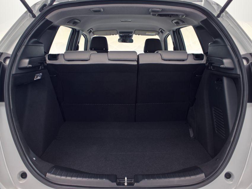 Honda Jazz Hybrid 2020 untuk Eropah – penjana kuasa 1.5 liter i-MMD; 109 PS dan 253 Nm; 4.5 l/100km Image #1081504