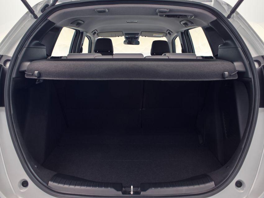 Honda Jazz Hybrid 2020 untuk Eropah – penjana kuasa 1.5 liter i-MMD; 109 PS dan 253 Nm; 4.5 l/100km Image #1081506