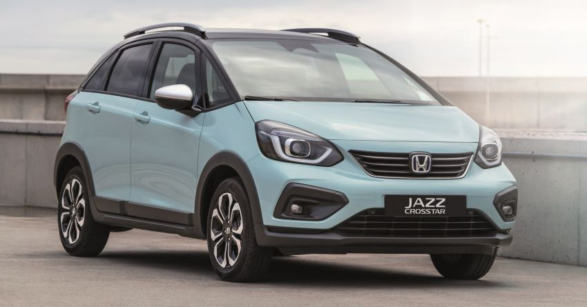 Honda Jazz Hybrid 2020 untuk Eropah – penjana kuasa 1.5 liter i-MMD; 109 PS dan 253 Nm; 4.5 l/100km Image #1081513