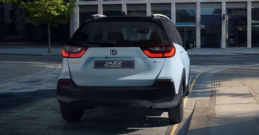 Honda Jazz Hybrid 2020 untuk Eropah – penjana kuasa 1.5 liter i-MMD; 109 PS dan 253 Nm; 4.5 l/100km Image #1081514
