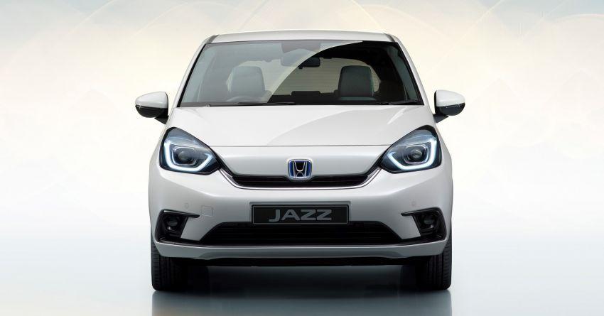 Honda Jazz Hybrid 2020 untuk Eropah – penjana kuasa 1.5 liter i-MMD; 109 PS dan 253 Nm; 4.5 l/100km Image #1081476