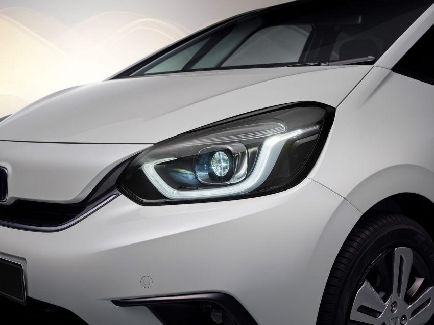 Honda Jazz Hybrid 2020 untuk Eropah – penjana kuasa 1.5 liter i-MMD; 109 PS dan 253 Nm; 4.5 l/100km Image #1081479