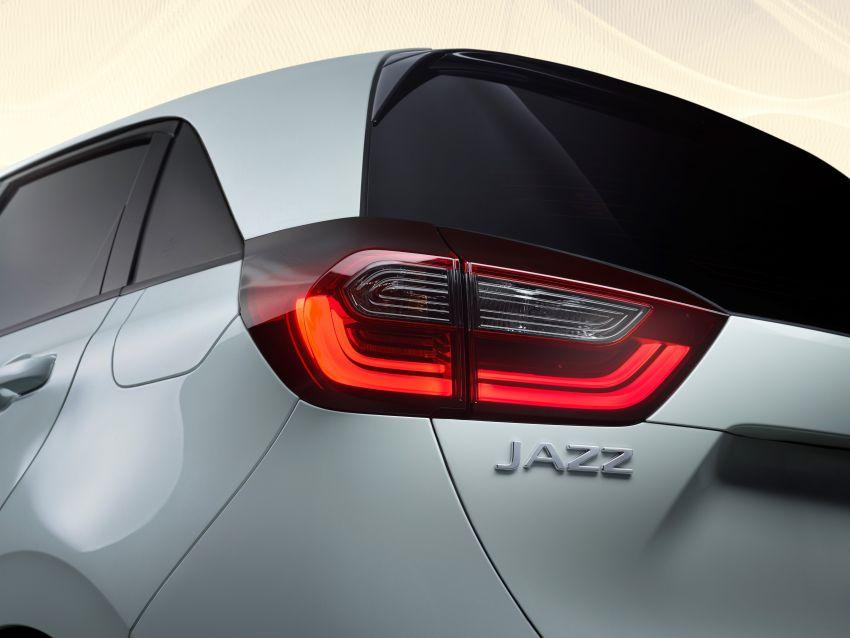 Honda Jazz Hybrid 2020 untuk Eropah – penjana kuasa 1.5 liter i-MMD; 109 PS dan 253 Nm; 4.5 l/100km Image #1081480