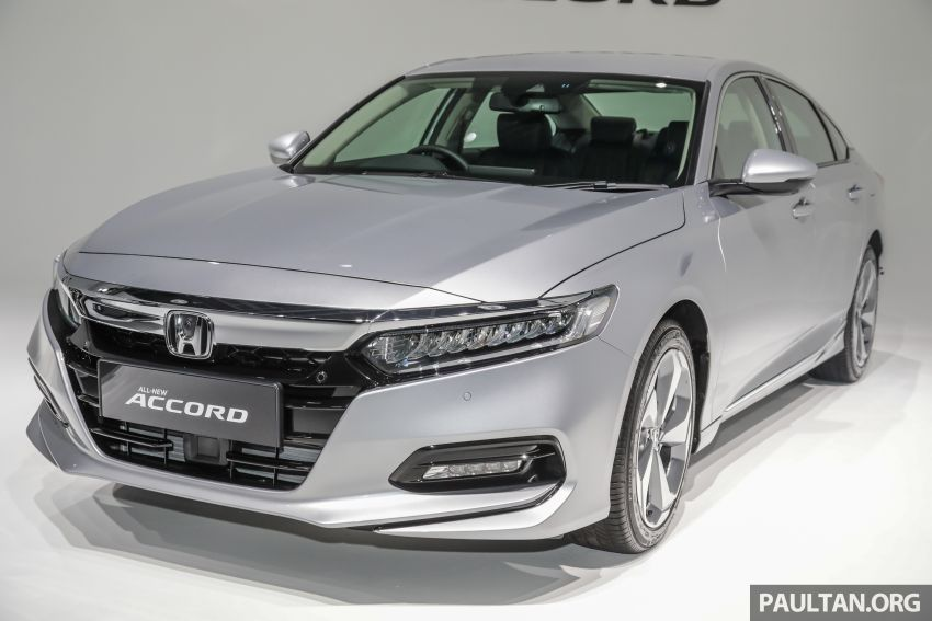 2020 Honda Accord launched in Malaysia – two CKD variants; 201 PS 1.5L VTEC Turbo, RM186k-RM196k Image #1087532