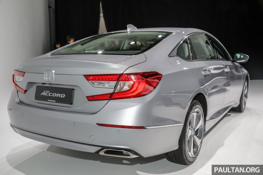 2020 Honda Accord launched in Malaysia – two CKD variants; 201 PS 1.5L VTEC Turbo, RM186k-RM196k Image #1087533