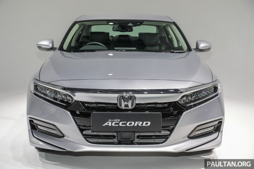 2020 Honda Accord launched in Malaysia – two CKD variants; 201 PS 1.5L VTEC Turbo, RM186k-RM196k Image #1087535