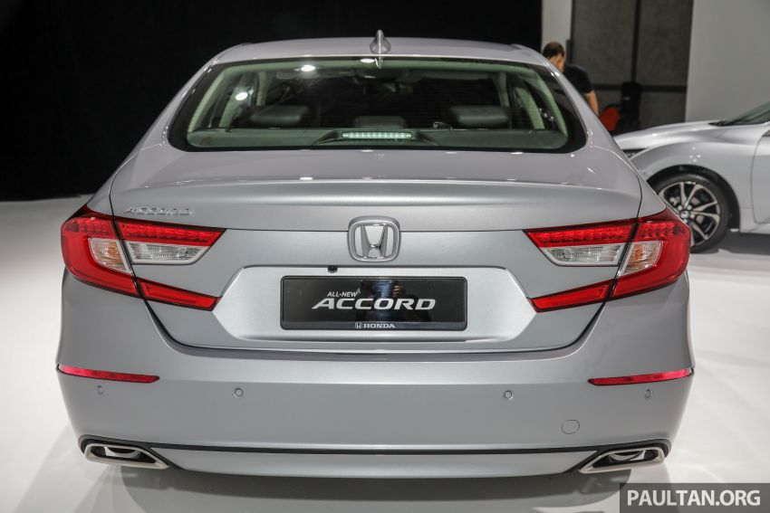 2020 Honda Accord launched in Malaysia – two CKD variants; 201 PS 1.5L VTEC Turbo, RM186k-RM196k Image #1087536