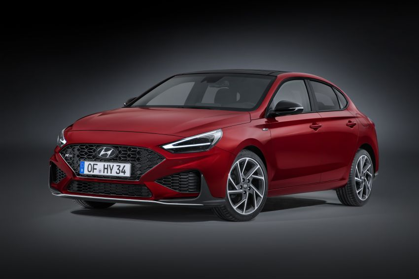 Hyundai i30 2020 – imej depan baru; ciri keselamatan, ketersambungan dinaiktaraf; pilihan <em>mild hybrid</em> Image #1087357