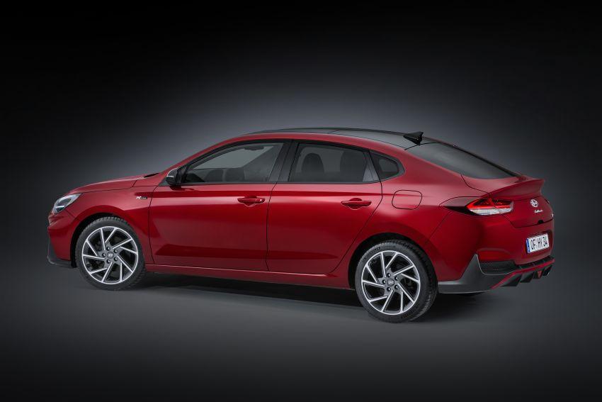 Hyundai i30 2020 – imej depan baru; ciri keselamatan, ketersambungan dinaiktaraf; pilihan <em>mild hybrid</em> Image #1087359
