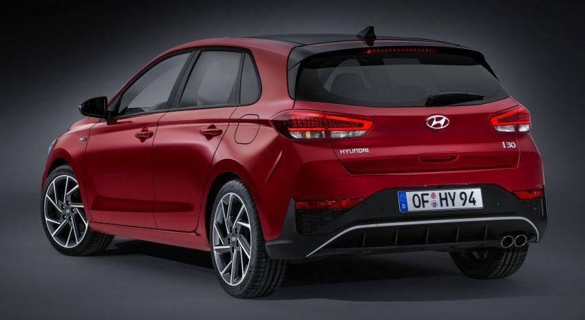 Hyundai i30 2020 – imej depan baru; ciri keselamatan, ketersambungan dinaiktaraf; pilihan <em>mild hybrid</em> Image #1087336