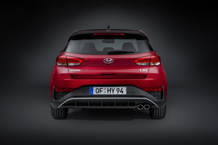 Hyundai i30 2020 – imej depan baru; ciri keselamatan, ketersambungan dinaiktaraf; pilihan <em>mild hybrid</em> Image #1087340