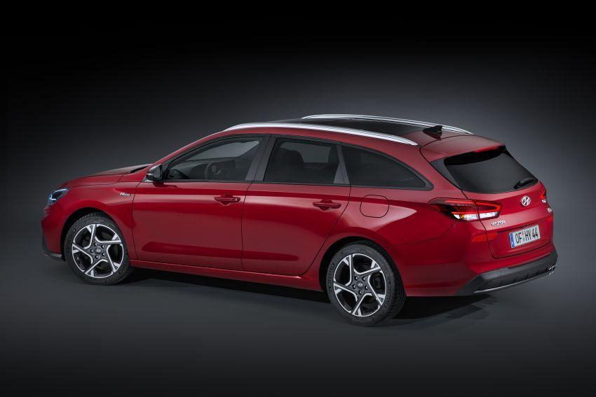 Hyundai i30 2020 – imej depan baru; ciri keselamatan, ketersambungan dinaiktaraf; pilihan <em>mild hybrid</em> Image #1087349