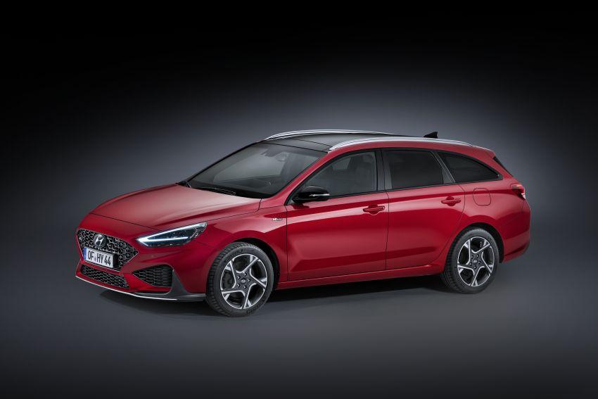 Hyundai i30 2020 – imej depan baru; ciri keselamatan, ketersambungan dinaiktaraf; pilihan <em>mild hybrid</em> Image #1087350