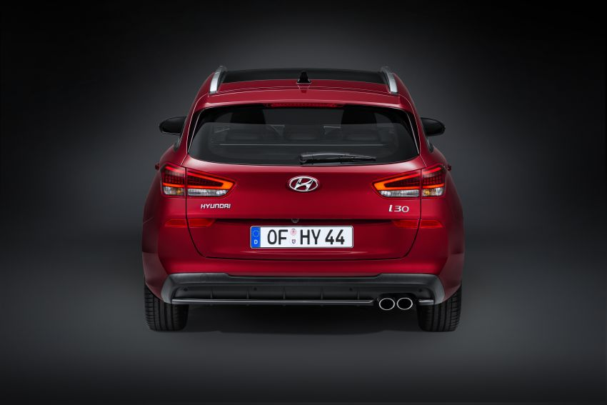 2020 hyundai i30 facelift bold new front improved safety features and connectivity mild