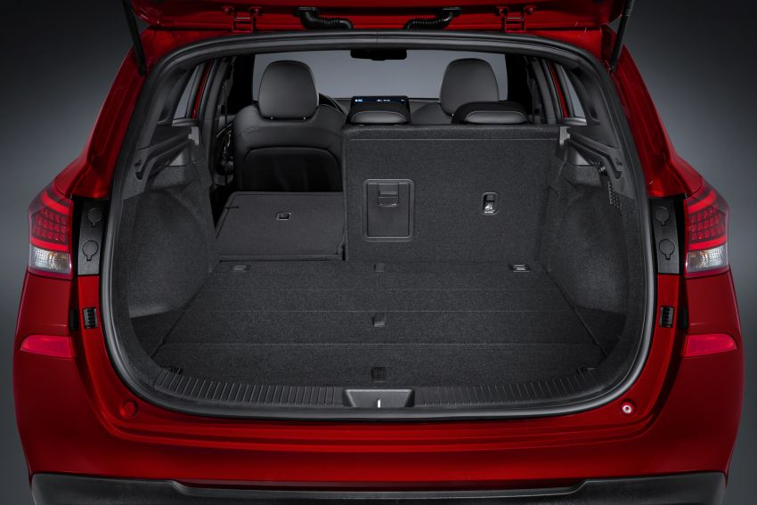 Hyundai i30 2020 – imej depan baru; ciri keselamatan, ketersambungan dinaiktaraf; pilihan <em>mild hybrid</em> Image #1087354