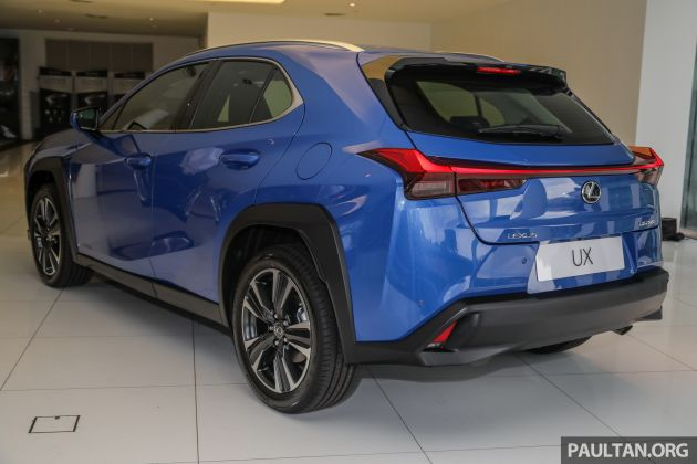 Lexus Ux 200 Now Open For Booking In Malaysia