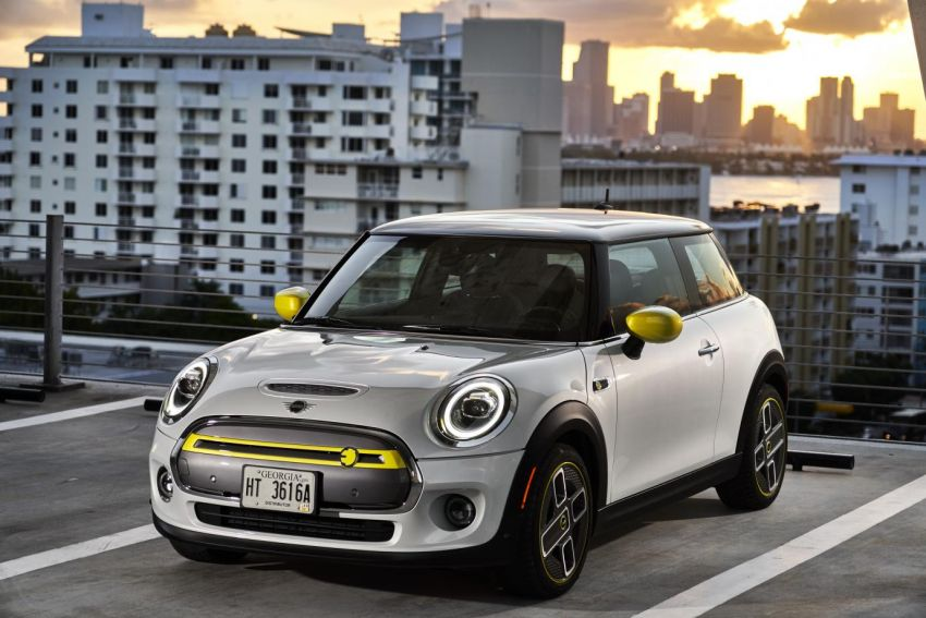 2020 MINI Cooper SE – more technical details revealed Image #1076066