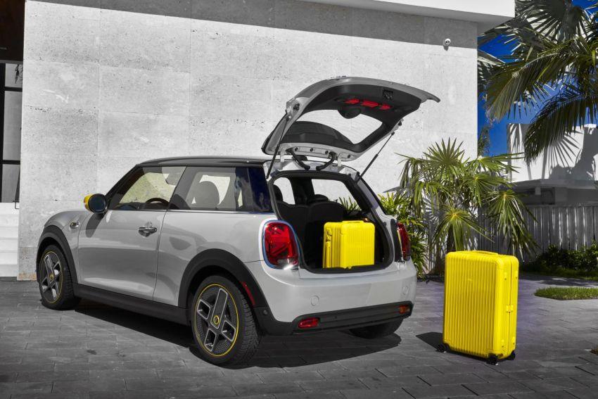 2020 MINI Cooper SE – more technical details revealed Image #1076068