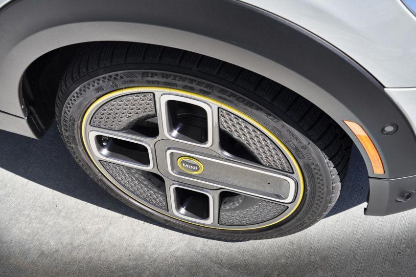 2020 MINI Cooper SE – more technical details revealed Image #1076070