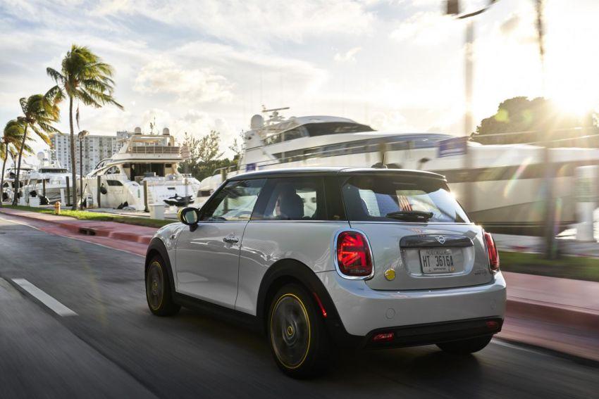 2020 MINI Cooper SE – more technical details revealed Image #1076053