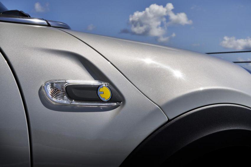 2020 MINI Cooper SE – more technical details revealed Image #1076072