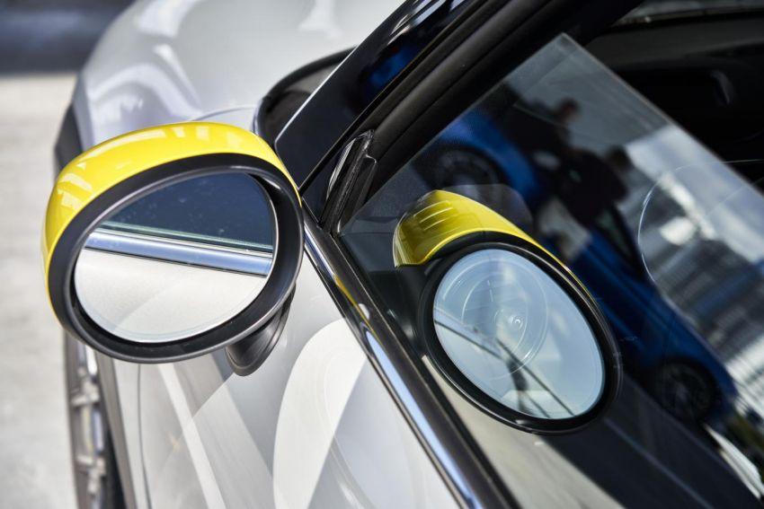 2020 MINI Cooper SE – more technical details revealed Image #1076073