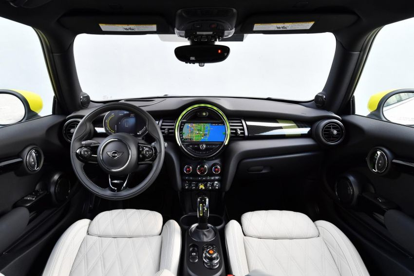 2020 MINI Cooper SE – more technical details revealed Image #1076076