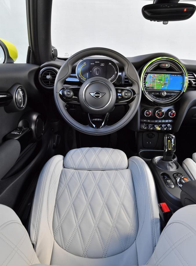 2020 MINI Cooper SE – more technical details revealed Image #1076077