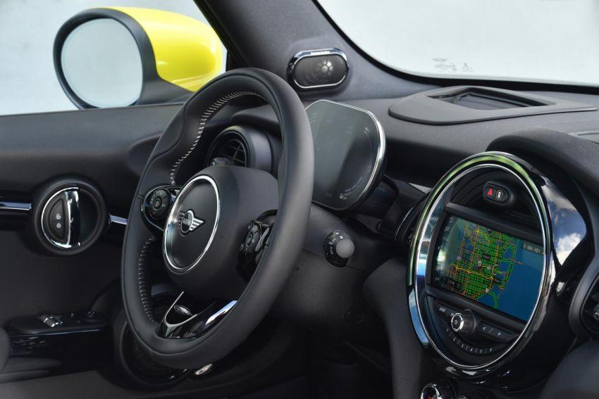 2020 MINI Cooper SE – more technical details revealed Image #1076078